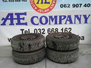 Celicne felge felga gume Mercedes Aclasa 07g R15 AE 130