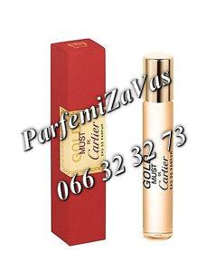 Cartier Must De Cartier Gold 9ml EDP ... Ž 9 ml