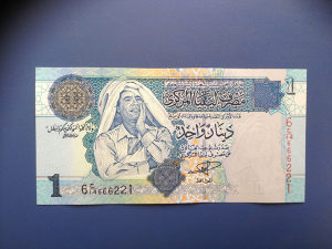 Novčanice LIBIJA