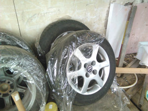 Aluminijske felge za Opel