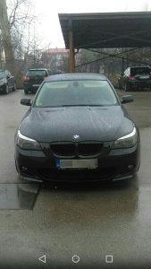 BMW, BMW 530, BMW 530d, BMW e60