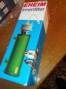 Pumpa filter za akvarijum