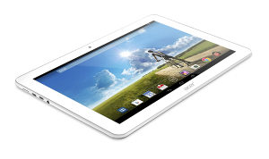 Acer tablet ICONIA 10 B3-A40 WHITE