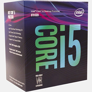 CPU LGA1151 Intel Core i5-8600, 3.1GHz BOX 14nm
