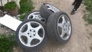 Felge Mercedes 5x112