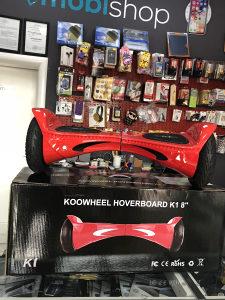 Hoverboard Koowheel K1 8'' Led bluetooth zvucnik
