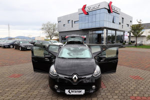 Renault Clio GT 1.5 DCI Dynamique TomTom Edition