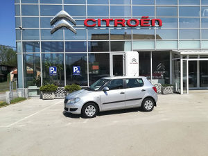 Škoda Fabia 1.2 Benzin