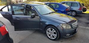 Mercedes C220 2.2 cdi 125kw, 2007 god. *AVANTGARDE*