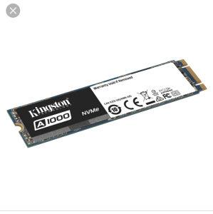 Kingston A1000 NVMe 240GB SSD M.2 1500/1000 MB/s
