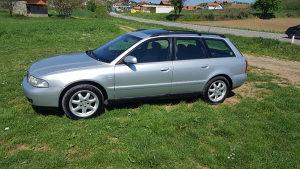 Audi A4t 4x4