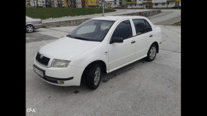Škoda fabia mod.2003 geod. reg.do 07/18 KAO NOVA,ibiza