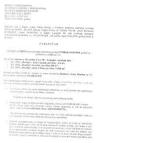 Prodaja kuce i zemljista u Zepcu