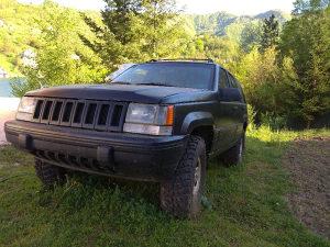 Jeep Grand Cherokee 4.0 benzin,plin, MOŽE ZAMJENA