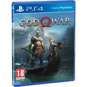 God Of War Day One Edition (PlayStation 4 PS4)