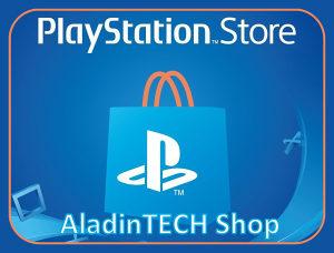 PSN Gift Card / PlayStation Kod [US] [EU] [UK] [HRK]