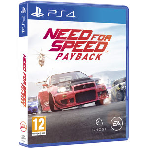 PS4 Need For Speed Payback (PlayStation 4)