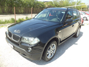 BMW X3 2.0 D,,130 KW XDRIVE 2009 GOD,,13900 KM,,,
