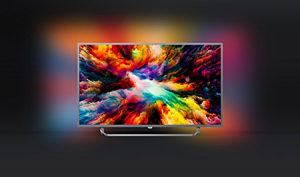 "Philips TV Led 55"" 55PUS7303/12 4K Android Ambilight"