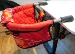 Extra stolna sjedalica za beby FILLIKID kao nova