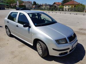 Škoda Fabia 1.4 TDI 2007
