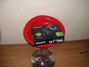 GT 730  2gb na 128 bita..