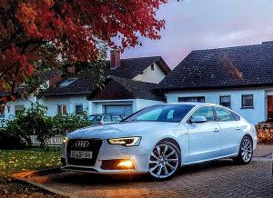 Audi A5 S line 2.0 TDI