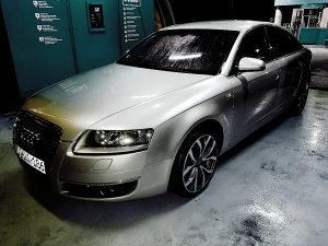 Audi A6 2.4 benzin plin