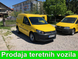 VW CADDY 4motion 4x4 2.0TDI model 2012