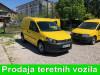 VW CADDY 4motion 4x4 2.0TDI model 2012