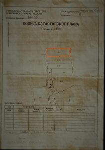 Plac u okolina Laktaša , 3500 e po dunumu,moguć dogovor
