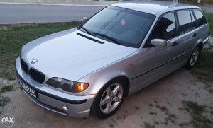 BMW 320d e46 facelift 110kw