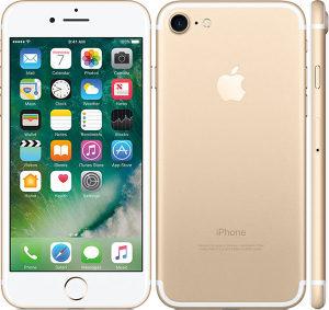 Apple Iphone 7 256GB black i silver koristeno