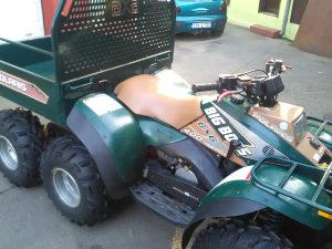 ATV POLARIS BIG BOSS 6x6