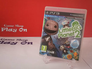 Little Big Planet 2 (PlayStation 3 - PS3)