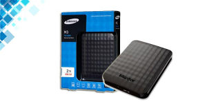 "Eksterni hard disk 2TB SEAGATE/MAXTOR HDD 2.5"""