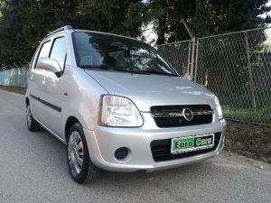 Opel Agila 2007 g sa PLINOM ,NOVE GUME