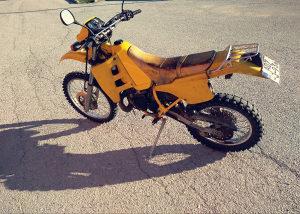 Suzuki tsr 125 cross kros