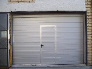 sekciona garazna i industrijska vrata