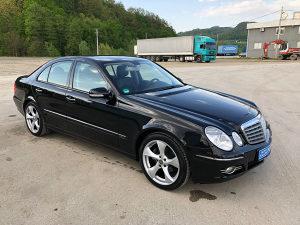 Mercedes E 280 CDI 10/2007g Elegance
