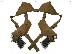 Futrola za dva pistolj dupla