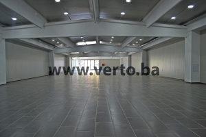 Hala, 490 m2 i dodatni PP 70 m2, Ljubače, Tuzla