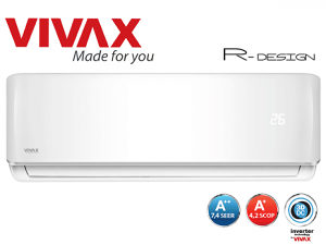 VIVAX A++ INVERTER do -20°C ACP-12CH35AERI WiFi 12-ka