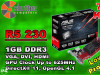 Grafika R5 230 1GB DDR3