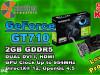 Grafika GIGABYTE GT710 2GB GDDR5