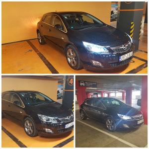 Opel Astra J 2.0 CDTI