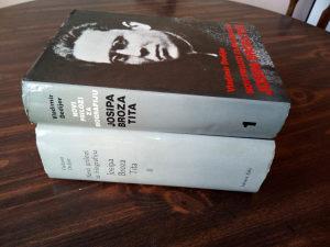 Novi prilozi za biografiju Tita 1-2; Vladimir Dedijer