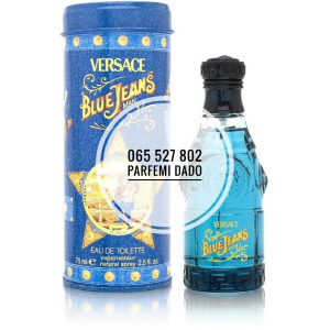 Versace BLUE JEANS edt 75ml
