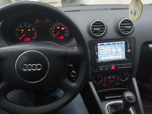 Audi a3 benzin plin