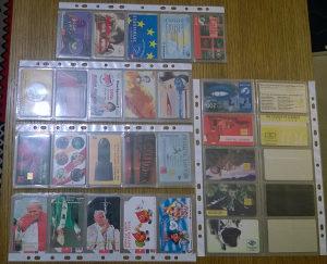 Stare telefonske kartice - RIJETKO !!!
